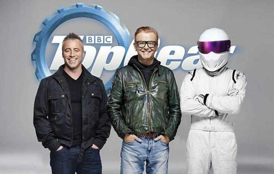 Top Gear still entertaining as Evans drives off into the sunset