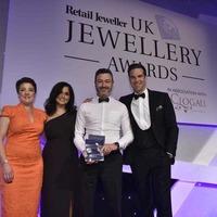 Argento wins top UK jewellers award