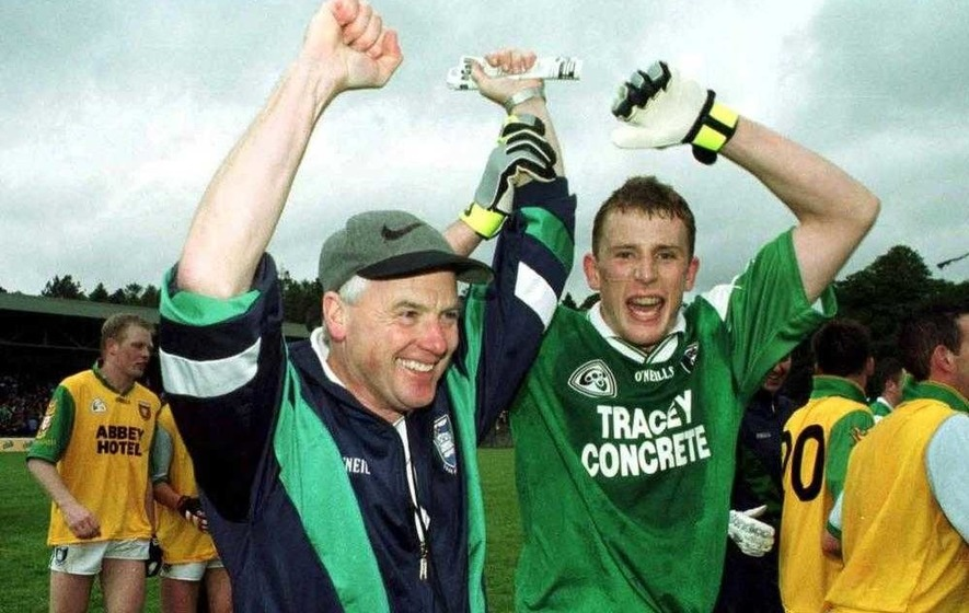 Where are they now? Former Fermanagh star Paul Brewster