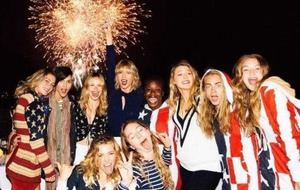 Taylor Swift throws the best Fourth of July parties