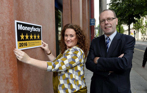 Bank of Ireland achieves five-star rating
