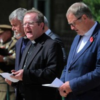 Archbishop Eamon Martin urged to support honour for WWI priest