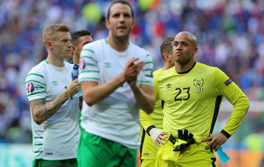 Republic of Ireland still waiting for revenge over France
