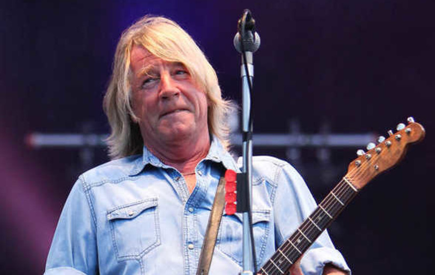 Status Quo to keep 'rocking all over the world' without Parfitt