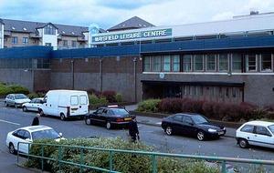 Transformation of Maysfield Leisure Centre underway
