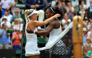 Serena Williams greedy for more glory after Wimbledon triumph