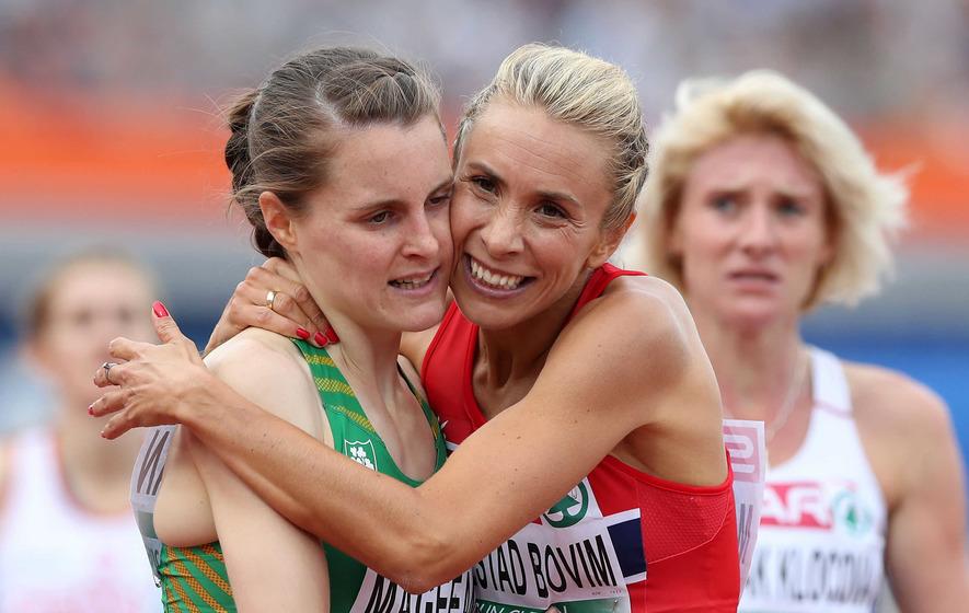 Ciara Mageean bags bronze medal at Euro Athletics Championships