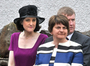 Thereas Villiers says toxic legacy of Troubles logjam could be resolved 'within weeks'