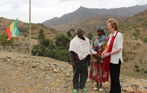 Fight against climate change must start at primary school, says UN envoy Mary Robinson