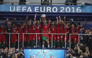 France falter as Eder wonder goal earns Portugal Euro title