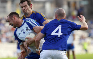 Longford forward Brian Kavanagh savours victory over Monaghan