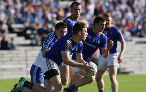 Longford's Brian Kavanagh savours victory over Monaghan