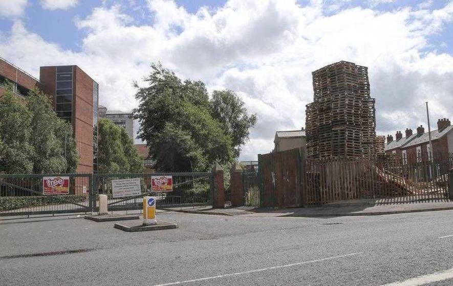 Bonfire problem hotspots revealed in fire service figures