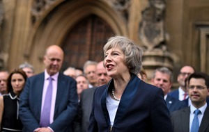 New prime minister Theresa May is an unknown quantity on this side of Irish Sea