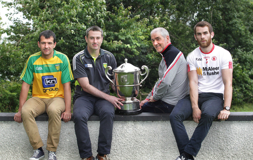 Aaron Kernan: Ulster appeal adds to final anticipation