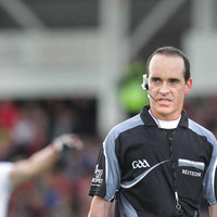 David Coldrick to referee Ulster final
