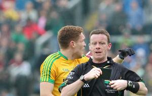 David Coldrick to referee Ulster final