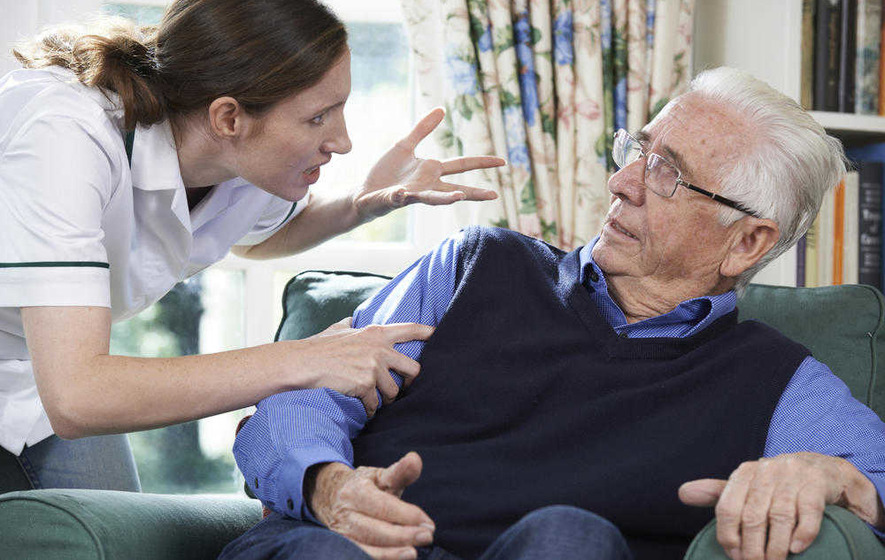 Mistreating Elderly In Nursing Homes