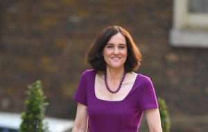 Theresa Villiers to be replaced as secretary of state