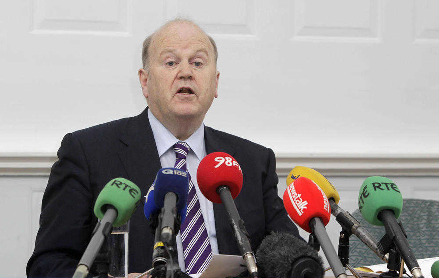 Ireland can afford extra EU payment says finance minister Noonan