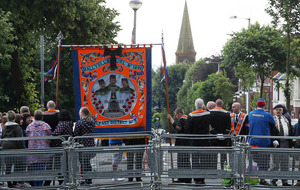 Political resolution now being sought to end Ardoyne stand-off after low key Twelfth