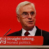 Video: Shadow chancellor John McDonnell calls Labour plotters trying to oust Jeremy Corbyn 'f**king useless'