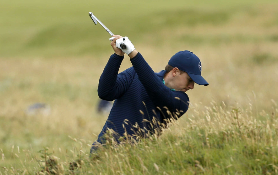 Odds and Ends: Jordan Spieth can call the Open Troon