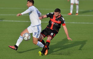 Crusaders beaten by FC Copenhagen in Euro clash