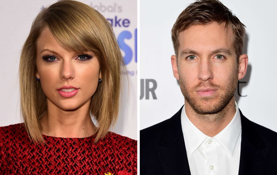 Calvin Harris launches Twitter tirade against ex Taylor Swift
