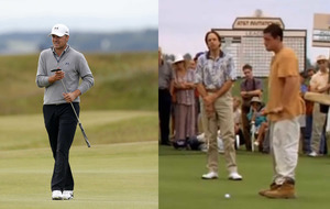 Real golfer or movie golfer: Do you know your Jordan Spieths from your Happy Gilmores?