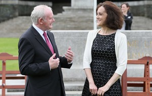 Theresa Villiers says Northern Ireland is `more stable than it has been for years'