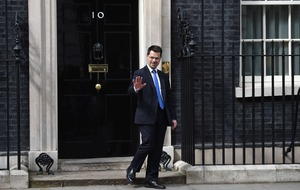 James Brokenshire named as Northern Ireland Secretary