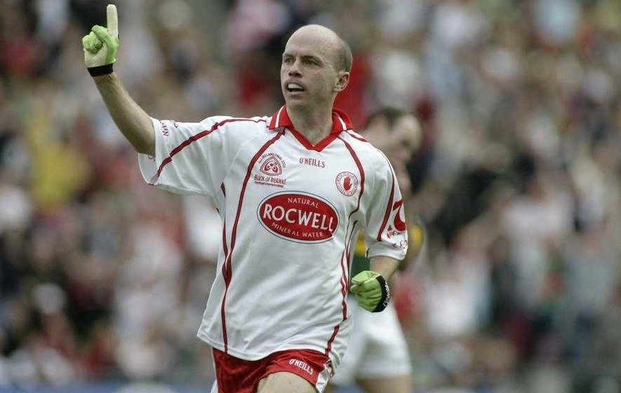 Tyrone great Peter Canavan backs anti-goldmine match