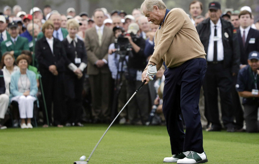 On This Day - July 15 2005: Jack Nicklaus completed the last competitive round of his career at the Open at St Andrews