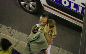 World leaders react with horror to Nice lorry attack