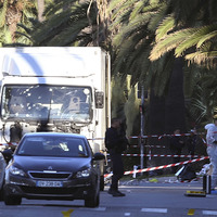 Crowds fled to sea to escape deadly Bastille Day Nice lorry attack