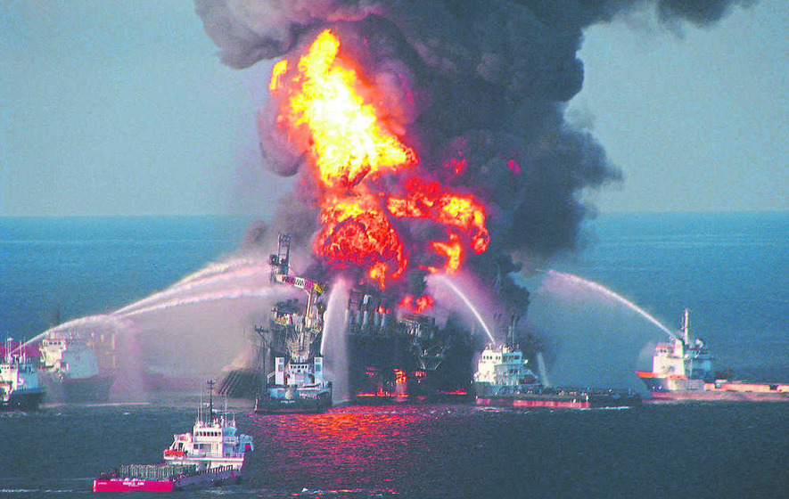 BP puts a $61.6bn (£46bn) price tag on Gulf of Mexico oil spill