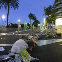 'High threat' from terrorism after Nice attack