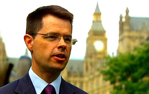 Secretary of state James Brokenshire insists he wants no hard Irish border