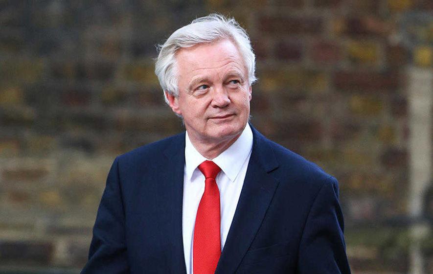 Brexit secretary David Davis says Britain will trigger EU ...