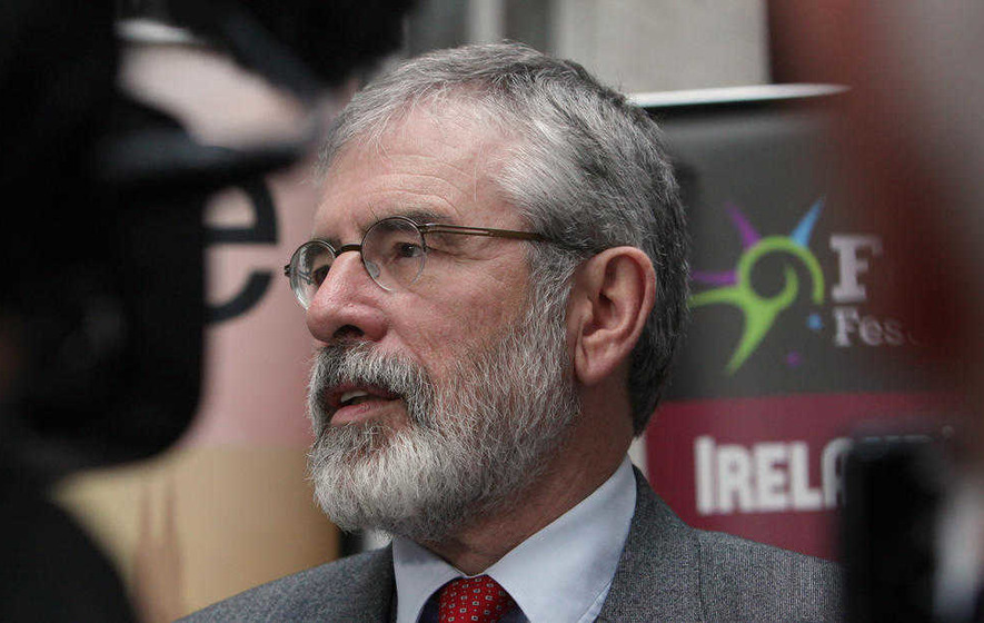 Gerry Adams told to step down by Sinn Féin cumann chairman
