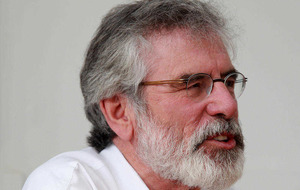 Calls for Adams resignation from within Sinn Féin are 'unprecedented'