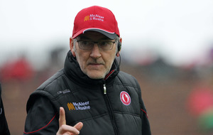 It's all about the pace for Tyrone manager Mickey Harte