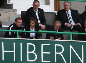 Hibernian boss Neil Lennon hoping to overturn one match ban