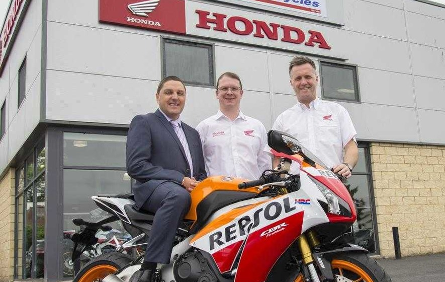 Charles Hurst expands with Honda motorcycle acquisition