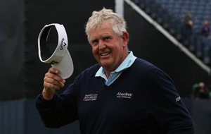 Colin Montgomerie refuses to call time on his Open career