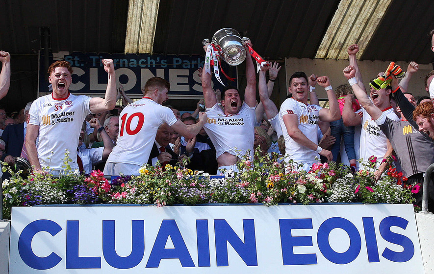 Live Blog: Ulster SFC Final - Tyrone v Donegal