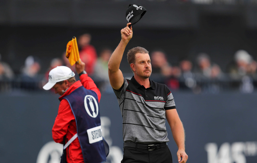 Henrik Stenson clinches Open in shoot-out with Phil Mickelson