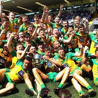 Donegal hold off Derry to lift Ulster MFC title in Clones