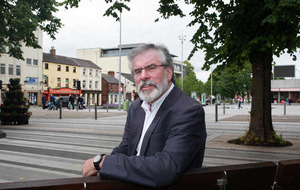 Sinn Féin's southern progress is curtailed by party in north